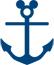 Disney Cruise Line Icon