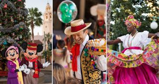 Festival of Holidays at California Adventure