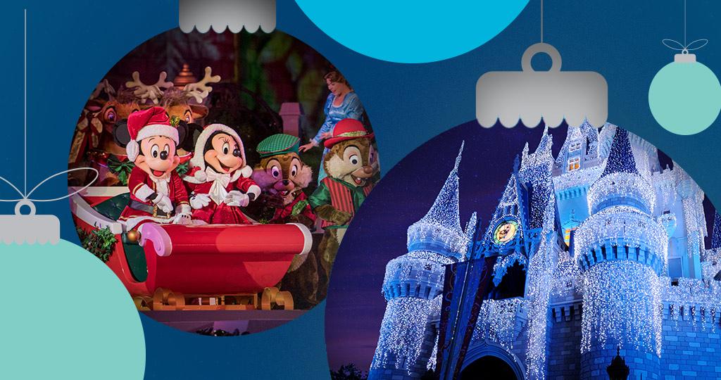 Walt Disney World Christmas.9 Facts About Holidays At Walt Disney World Resort