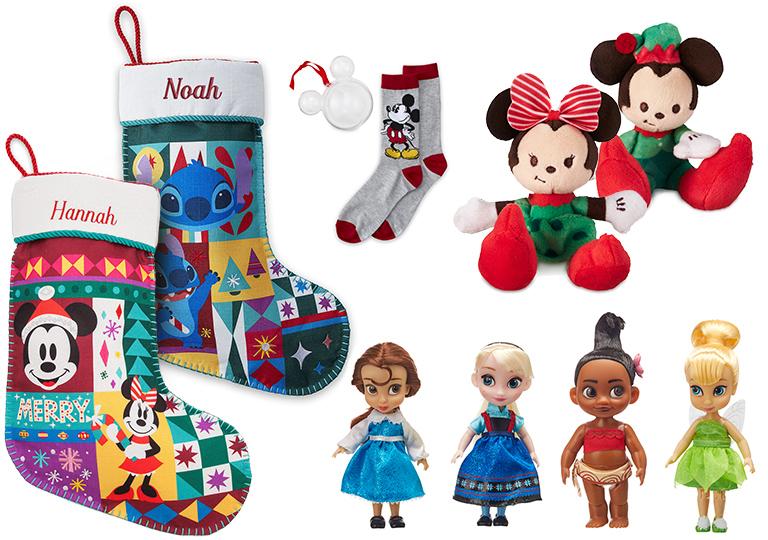 Festive Christmas Disney Gear