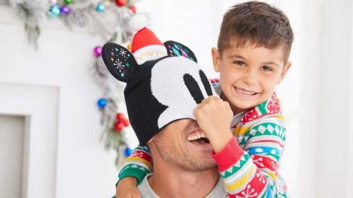 Child with dad
