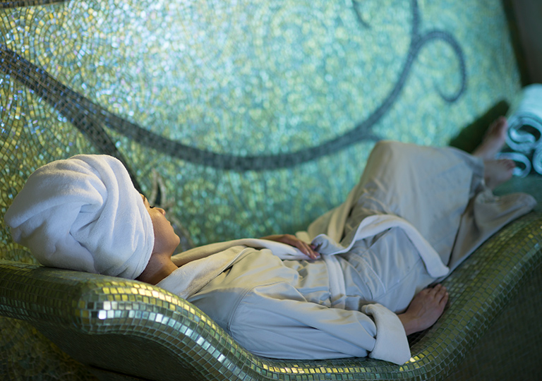 relaxing spa at Senses - A Disney Spat at Disney's Grand Floridian Resort and spa