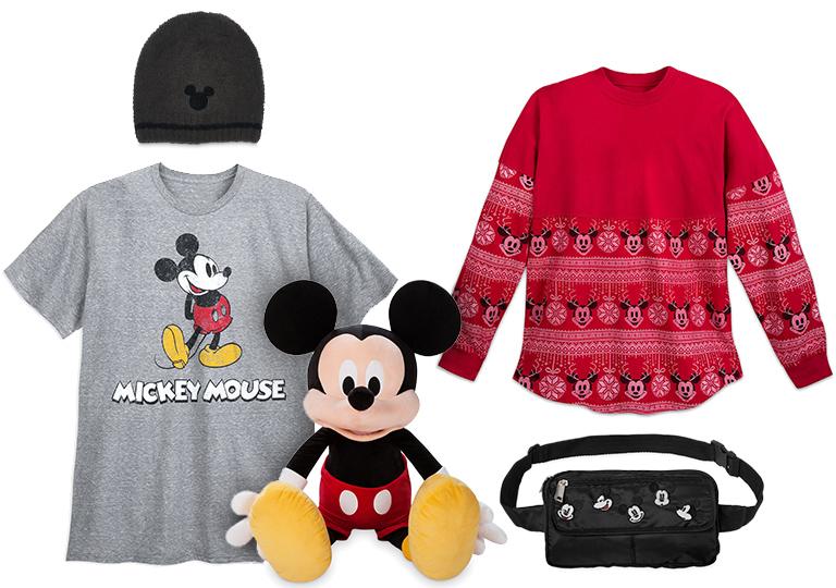 Holiday Mickey Gear