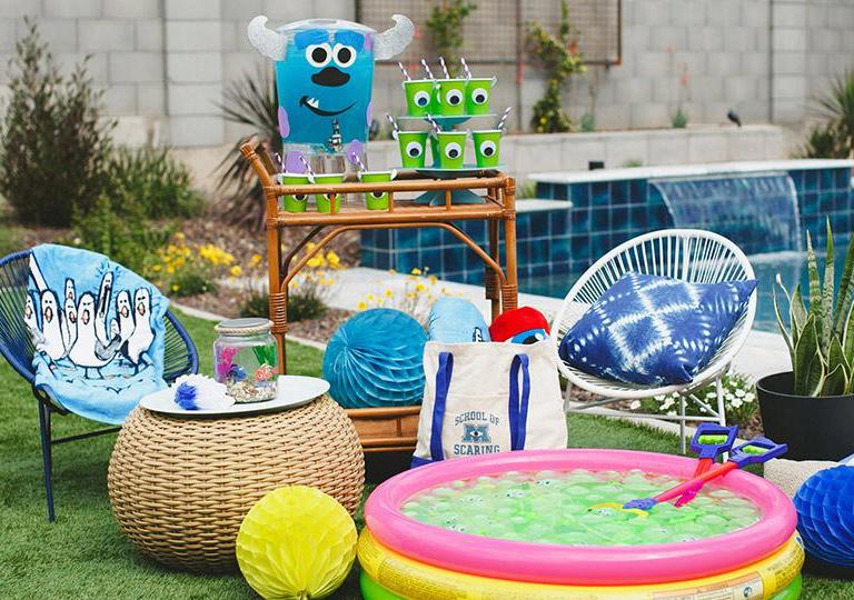 Pixar summer DIY
