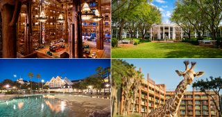 Walt Disney World Resort Hotel Fits Your Vacation Style