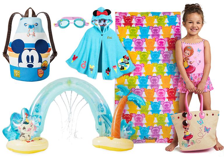 Disney pool accessories
