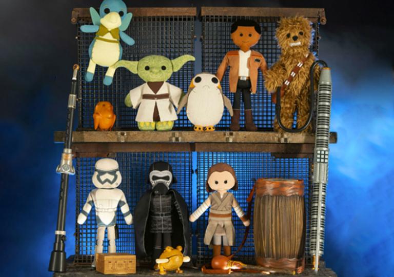 Toydarian Toymaker plush toys