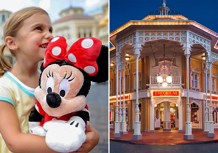 Disney's Magic Kingdom Emporium