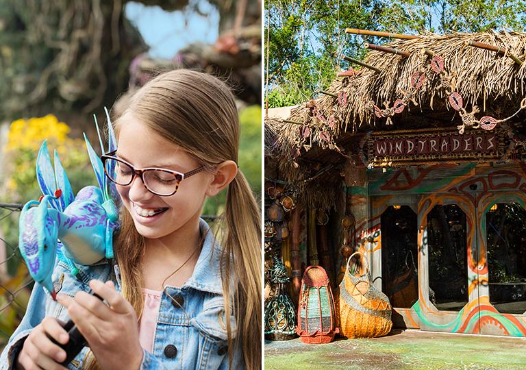 Disney's Animal Kingdom Windtraders