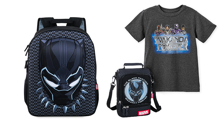 Black Panther Backpacks