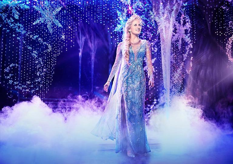 Frozen Elsa Broadway