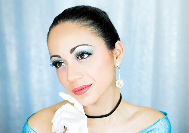 Cinderella Makeup
