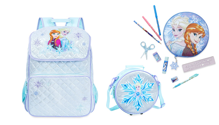Frozen Backpacks