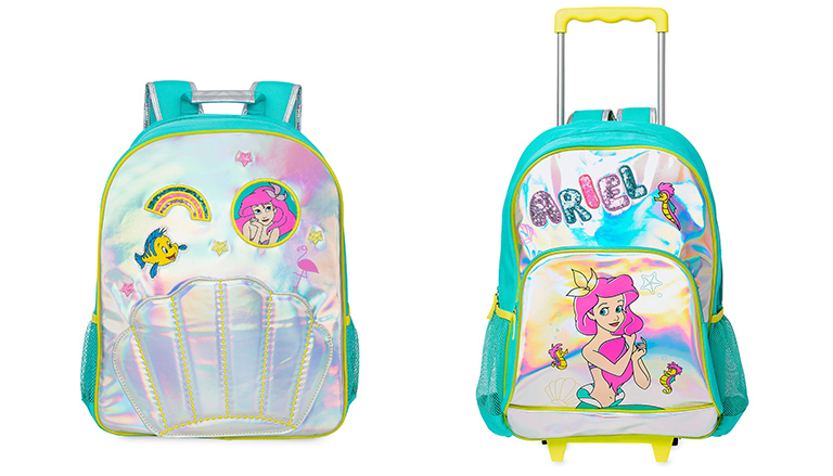The Little Mermaid Backpacks