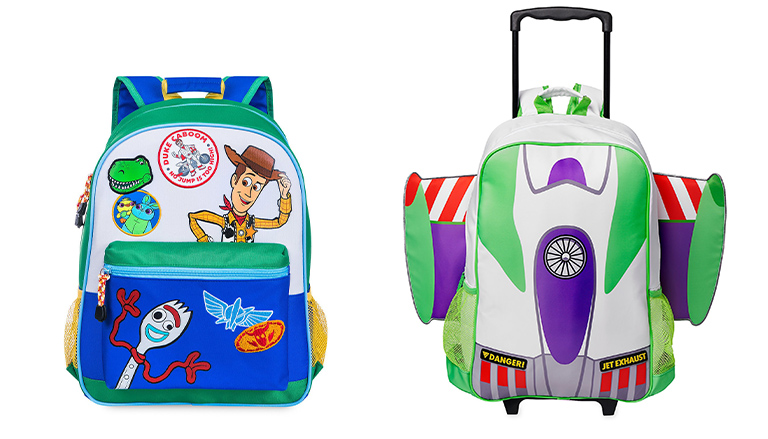 Toy story backpacks