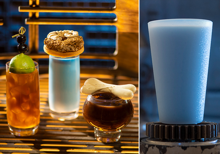 Star Wars: Galaxy's Edge drinks
