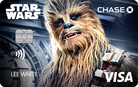 Chewbacca Card Front