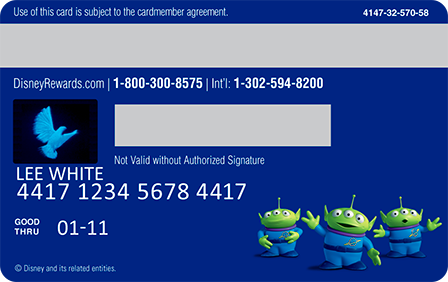 Disney Visa Credit Cards - Compare Card Features