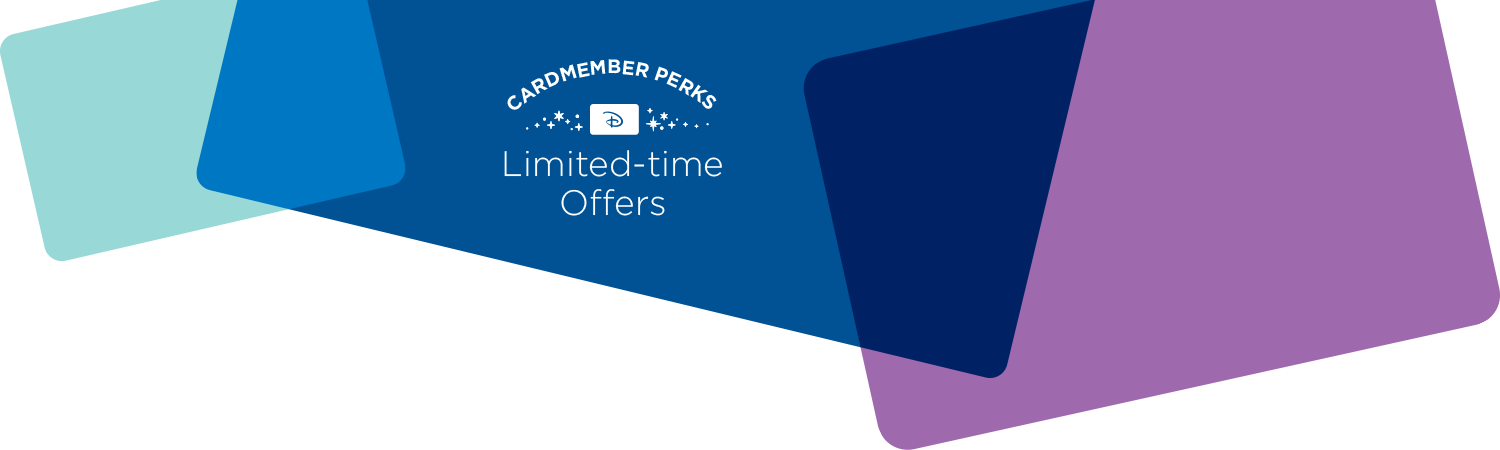 Cardmember Perks: Limited-Time Offers