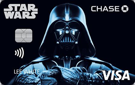 Star Wars Darth Vader Card Art