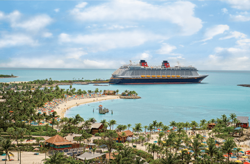 Castaway Cay Cruise Ship