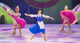 Live Entertainment Belle Dancing