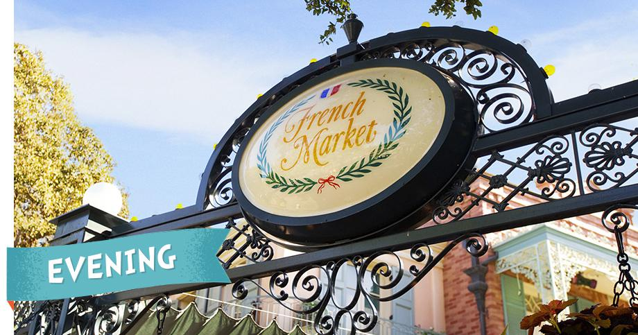 Disney French market