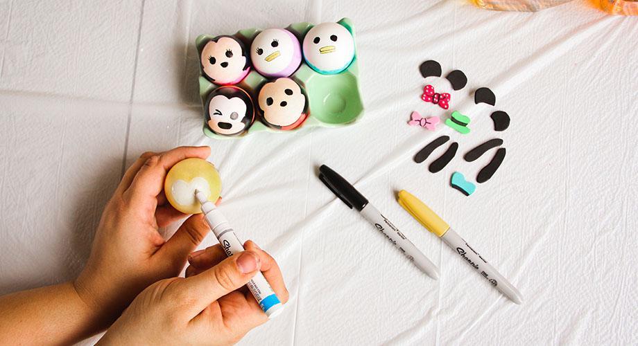 Disney Egg DIY