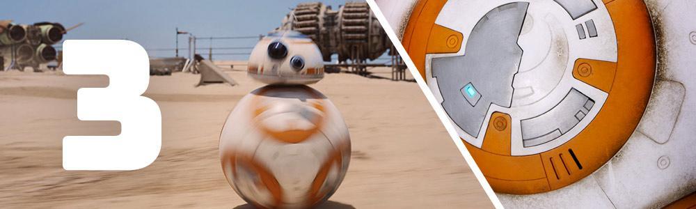BB8 Facts