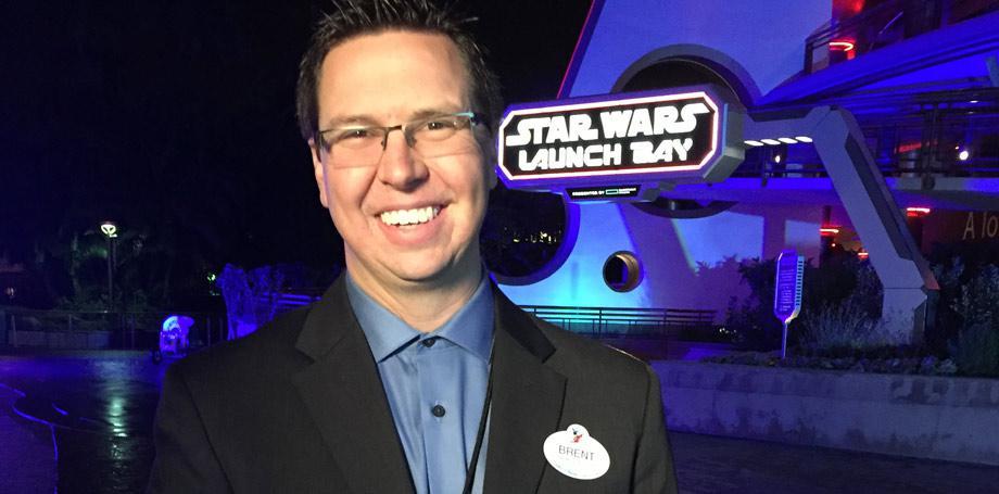 Brent Strong, Executive Creative Director