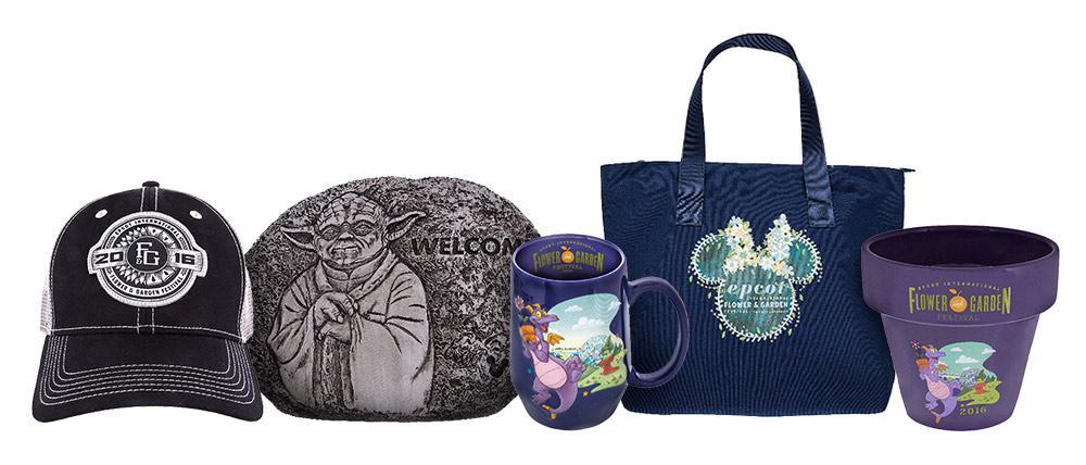 Disney Epcot Flower and Garden Merchandise