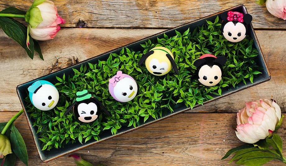 Disney Easter Eggs DIY