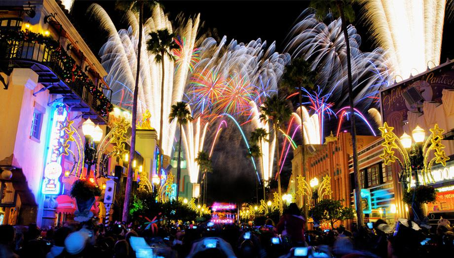Fireworks at Symphony in the Stars: A Galactic Spectacular®