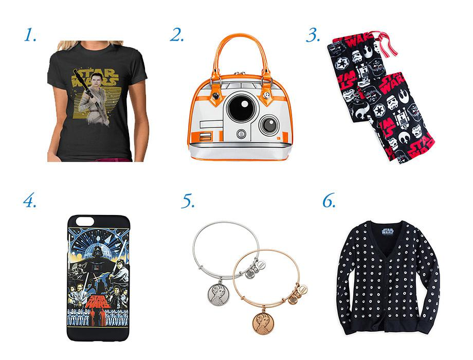 Disney Mothers Day Star Wars Gift Guide