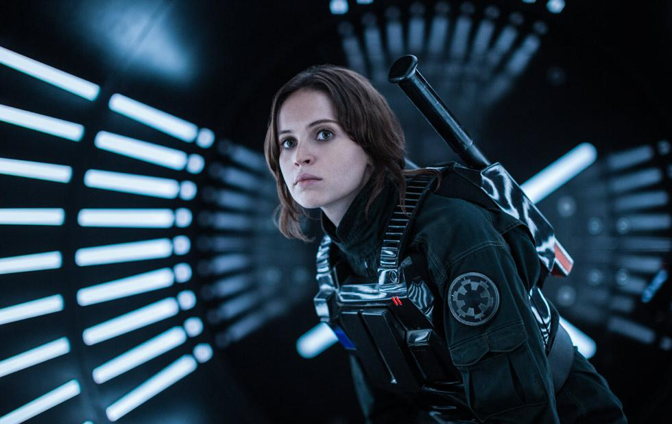 Rogue One Newsletter Star Wars Woman