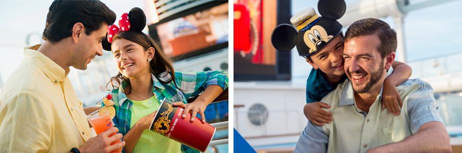 Disney Crusie Line Souvenirs