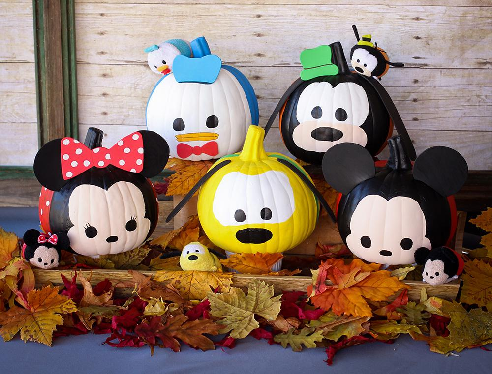 Tsum-Tsum-Pumpkin-Craft